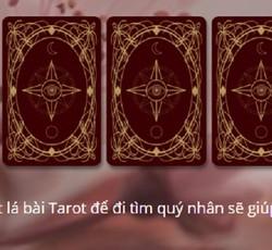 Rút một lá bài Tarot để xem bạn cần lưu ý điều gì để cuộc sống suôn sẻ hơn trong