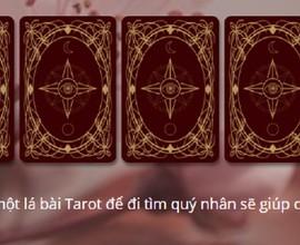 Rút một lá bài Tarot để biết những thay đổi nào đang chuẩn bị