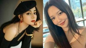 Địch Lệ Nhiệt Ba và Soo Young (SNSD) so kè khí chất với mẫu áo lệch vai đẹp hút mắt