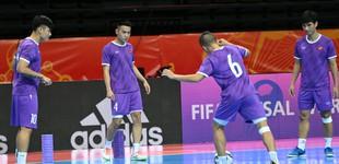 ĐT Futsal Việt Nam luyện bài tủ để quyết đấu với CH Séc