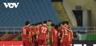 Ngày 27/10 bán vé các trận ĐT Việt Nam gặp Nhật Bản và Saudi Arabia