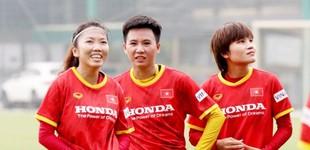 Tuyết Dung tự tin cùng ĐT nữ Việt Nam có vé dự World Cup 2023