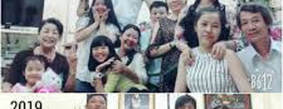 Family Selfie - Đỗ Uyên Bảo Vy