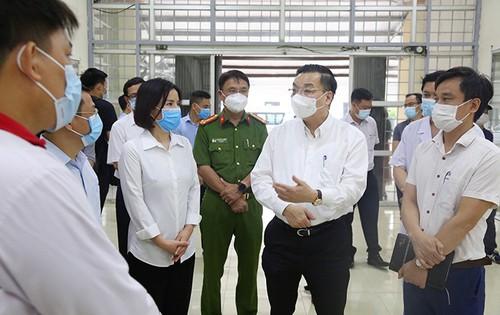 Hà Nội: Chỉ thị hỏa tốc khuyến cáo người dân không ra khỏi nhà